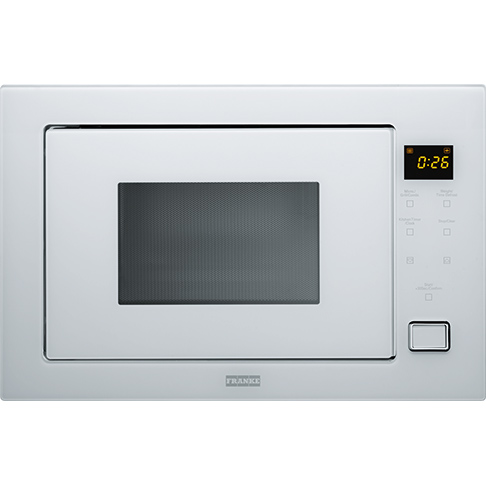 Microwave Oven New Axis FMW 250 CR G WH White crystal